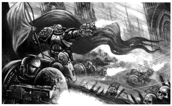 Relictors vs Thousand Sons (700 pkt)